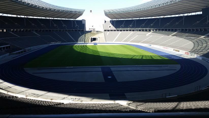 Das Olympiastadion Berlin ist nicht nur für seinen Fußball bekannt.