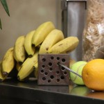 4. So können Besucher bei der Verarbeitung der Lebensmittel sogar zusehen.